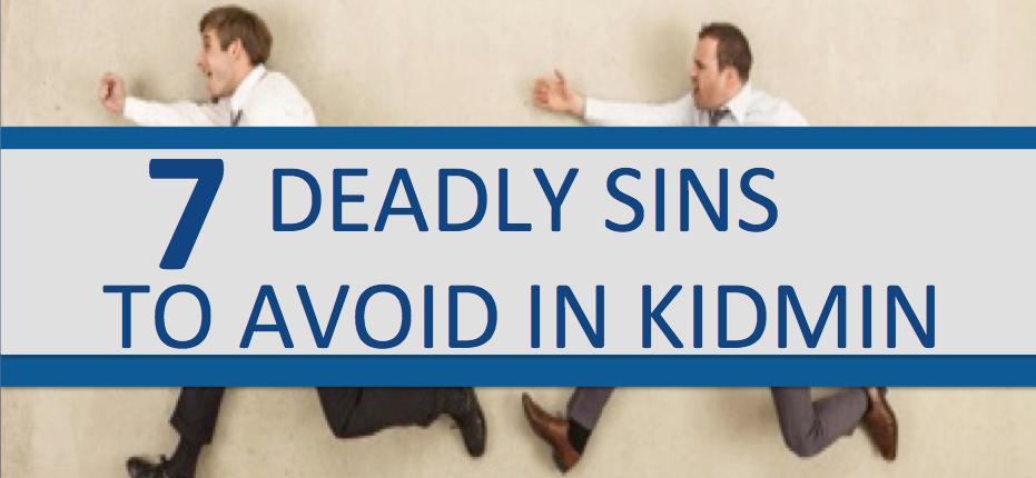 7 Deadly Sins Blog Rotation