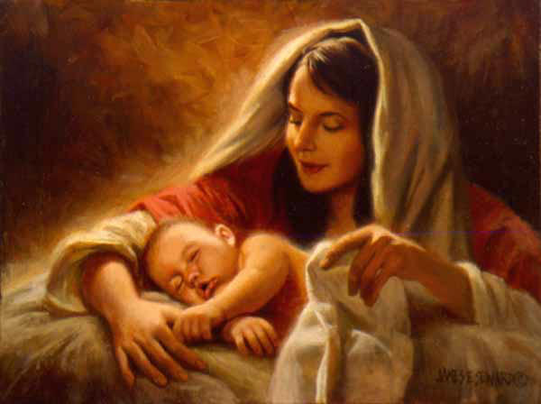 Should We Talk To Kids About The Virgin Birth