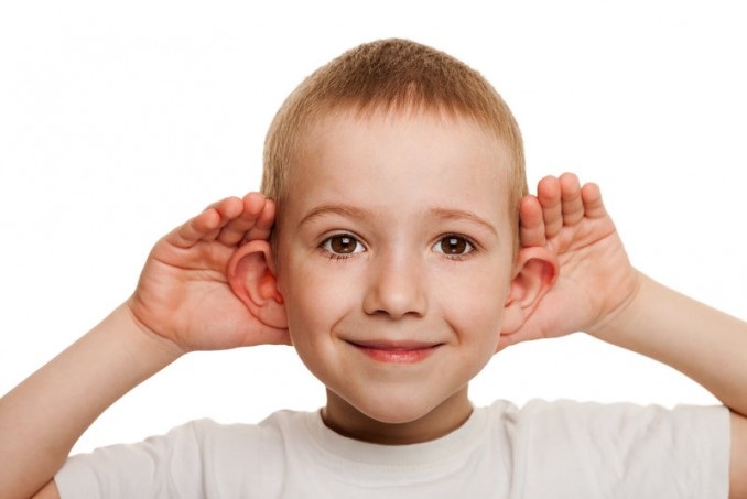 Teaching Kids To Hear The Voice Of God
